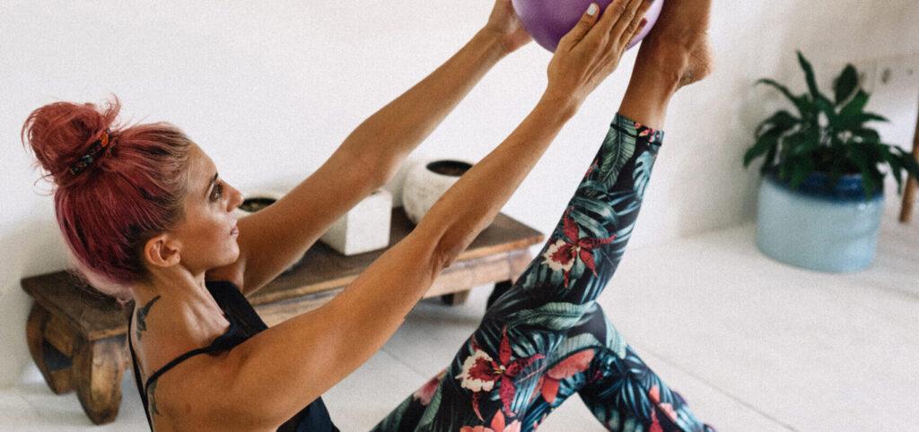 The best online barre fitness program