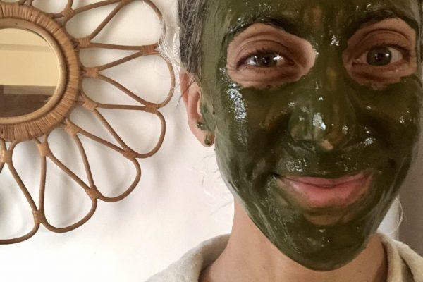 DIY Moringa Mask